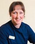 Daria McLennan, senior vet at firstvets Bearsden